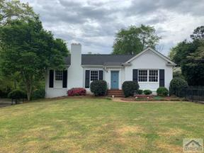 Property for sale at 282 Southview Drive, Athens,  Georgia 30605