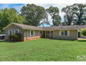 Property for sale at 244 Rhodes Drive, Athens,  GA 30606