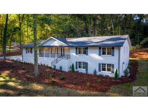 Property for sale at 170 Duncan Springs Road, Athens,  Georgia 30606
