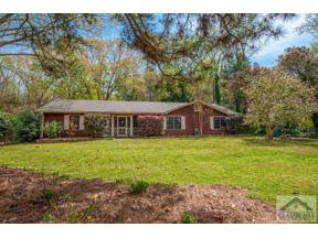 Property for sale at 211 Rivercliff Drive, Athens,  Georgia 30607