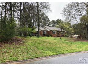 Property for sale at 1041 Brookwood Drive, Watkinsville,  Georgia 30677