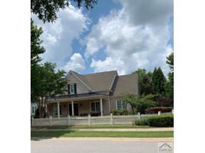 Property for sale at 314 Horseshoe Bend, Statham,  Georgia 30666
