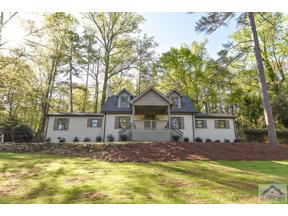 Property for sale at 220 Plum Nelly Road, Athens,  Georgia 30606