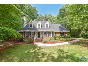 Property for sale at 125 Cedar Springs Drive, Athens,  Georgia 30605