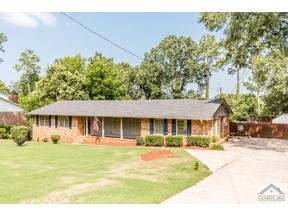 Property for sale at 206 Fortson Drive, Athens,  GA 30606