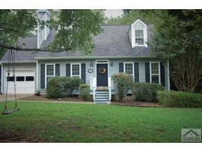 Property for sale at 161 Stonybrook Drive, Athens,  GA 30606