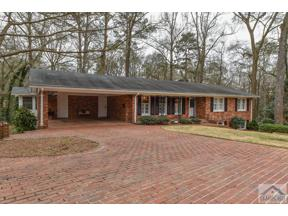 Property for sale at 853 Bobbin Mill Road, Athens,  Georgia 30606