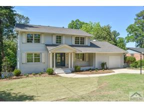 Property for sale at 212 Fortson Drive, Athens,  Georgia 30606