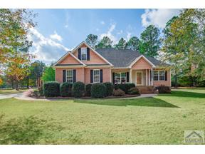 Property for sale at 224 Creekside Drive, Arnoldsville,  Georgia 30619