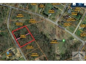 Property for sale at 0 Parkview Drive # Lot 5, Commerce,  Georgia 30529