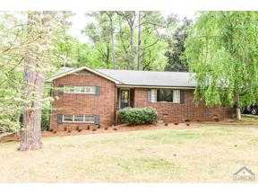 Property for sale at 195 Harben Place Road, Athens,  GA 30606