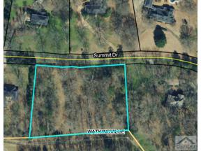 Property for sale at 1240 Summit Drive, Watkinsville,  Georgia 30677