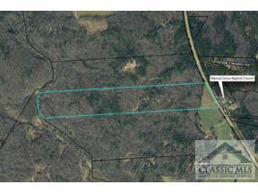 Property for sale at 6060 Greensboro Hwy, Watkinsville,  Georgia 30677
