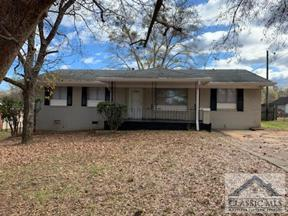 Property for sale at 230 Cone Drive, Athens,  Georgia 30601