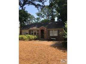 Property for sale at 255 Oakland Avenue, Athens,  GA 30606