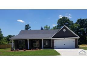Property for sale at 252 Jones Road, Statham,  Georgia 30666
