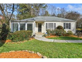 Property for sale at 1368 Woodland Hills Drive, Atlanta,  Georgia 30324