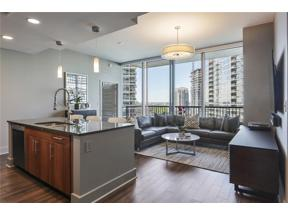 Property for sale at 1080 Peachtree Street Unit: 1312, Atlanta,  Georgia 30309