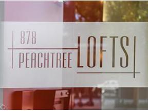 Property for sale at 878 Peachtree Street Unit: 622, Atlanta,  Georgia 30309