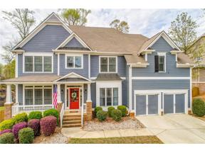 Property for sale at 1632 Country Wood Drive, Hoschton,  Georgia 30548