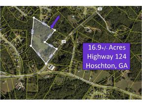Property for sale at 1391 Highway 124, Hoschton,  Georgia 30548