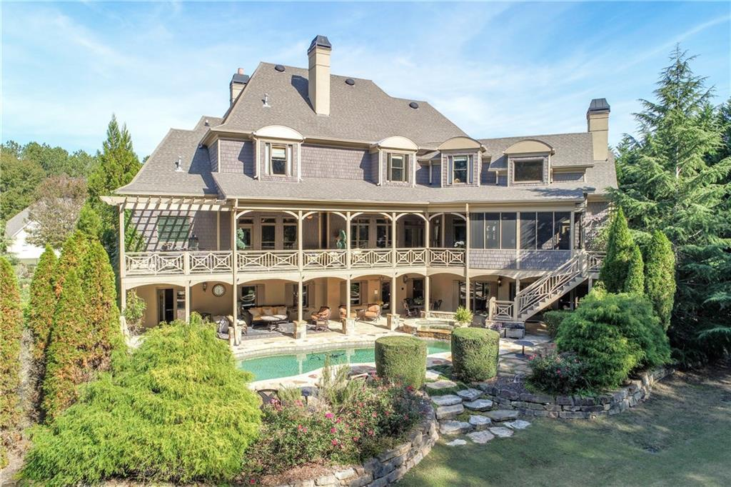 Photo of home for sale in Johns Creek GA