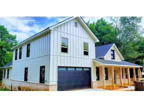 Property for sale at 116 W Jefferson Street, Hoschton,  Georgia 30548