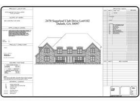 Property for sale at 2470 SUGARLOAF CLUB Drive, Duluth,  Georgia 30097
