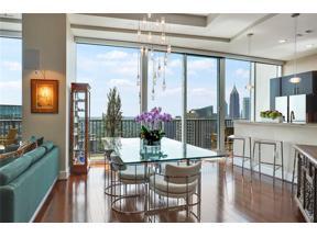 Property for sale at 1080 Peachtree Street Unit: 3507, Atlanta,  Georgia 30309