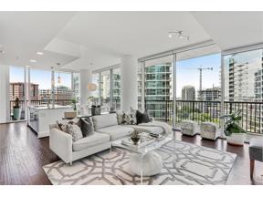 Property for sale at 1080 Peachtree Street Unit: 1411, Atlanta,  Georgia 30309