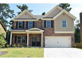 Property for sale at 2189 Bender Trail, Buford,  Georgia 30519