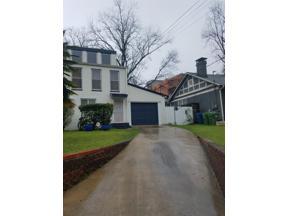 Property for sale at 549 Parkway Drive, Atlanta,  Georgia 30308