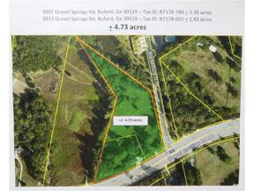 Property for sale at 3013 Gravel Springs Road, Buford,  Georgia 30519
