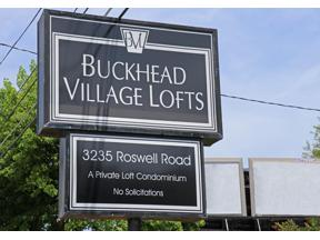 Property for sale at 3235 Roswell Road Unit: 619, Atlanta,  Georgia 30305