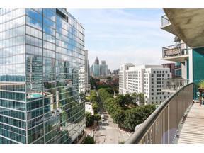 Property for sale at 1080 Peachtree Street Unit: 1306, Atlanta,  Georgia 30309