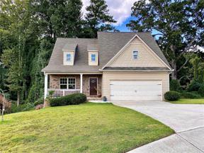 Property for sale at 4180 Hamilton Cove Court, Cumming,  Georgia 30028