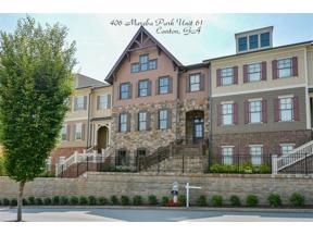 Property for sale at 406 Mareeba Park Unit: 61, Canton,  Georgia 30114
