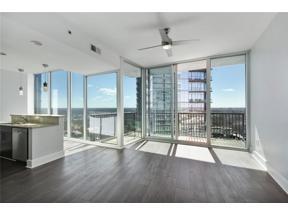 Property for sale at 1080 Peachtree Street Unit: 2607, Atlanta,  Georgia 30309