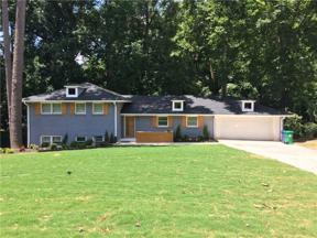 Property for sale at 1978 Fisher Trail, Atlanta,  Georgia 30345