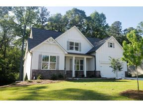 Property for sale at 1831 Hidden Creek Drive, Hoschton,  Georgia 30548