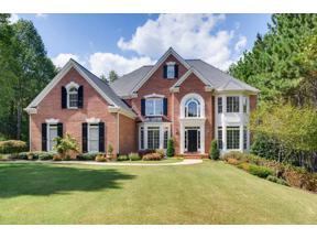 Property for sale at 955 Hampton Bluff Drive, Milton,  Georgia 30004