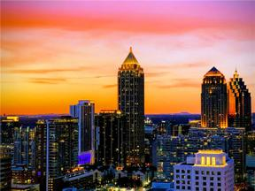 Property for sale at 855 Peachtree Street Unit: 2706, Atlanta,  Georgia 30308