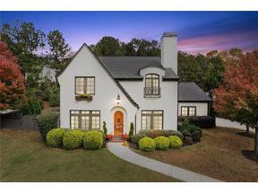 Property for sale at 4151 W Cooper Lake Drive, Smyrna,  Georgia 30082