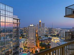 Property for sale at 1080 Peachtree Street Unit: 3105, Atlanta,  Georgia 30309