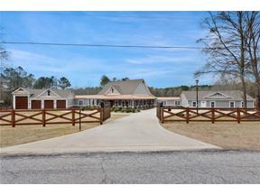 Property for sale at 1175 Thurston Snow Road, Good Hope, Georgia 30641