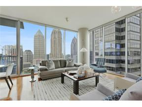Property for sale at 1080 Peachtree Street Unit: 2002, Atlanta,  Georgia 30309