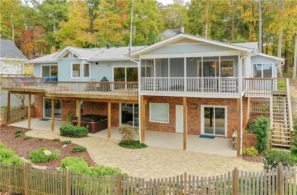 Photo of home for sale in Gainesville GA