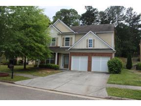 Property for sale at 3426 Big Leaf Court, Buford,  Georgia 30519