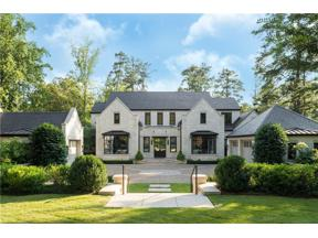 Property for sale at 800 W Paces Ferry Road, Atlanta,  Georgia 30327