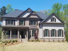 Property for sale at 6570 Beacon Station Drive, Cumming,  Georgia 30041